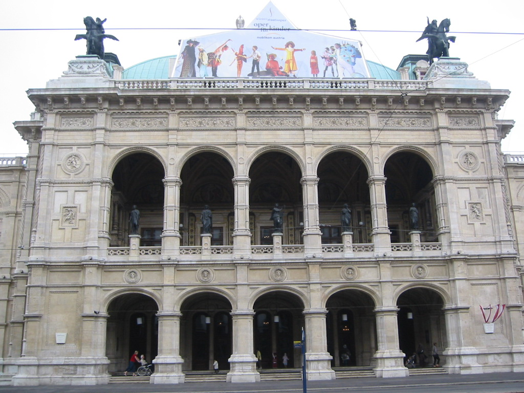 Opera House in Vienna